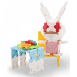 LaQ Collection Sweet Bunny