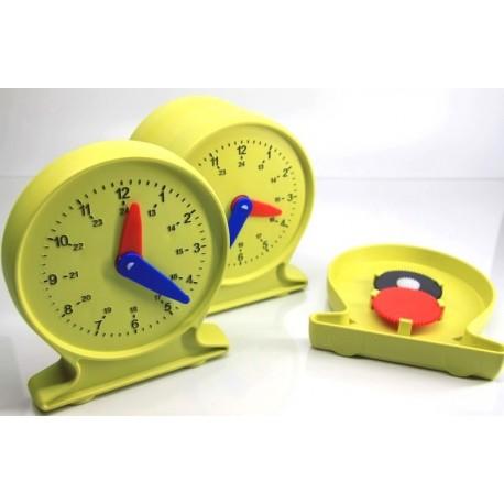 Horloge éducative 10 cm