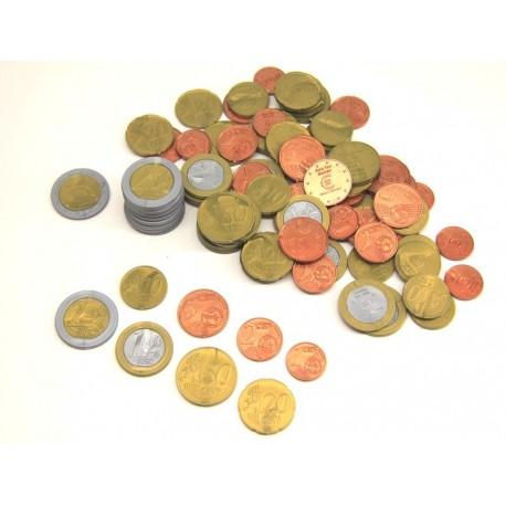 Ensemble de 80 pièces de monnaie