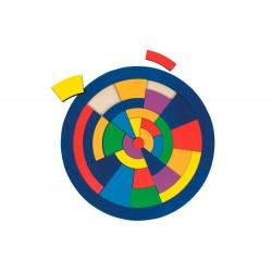 Puzzle en bois Arc de Cercle