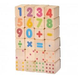 24 Tampons Mathématiques