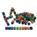 Cubes Multidirectionnels en bois recyclé