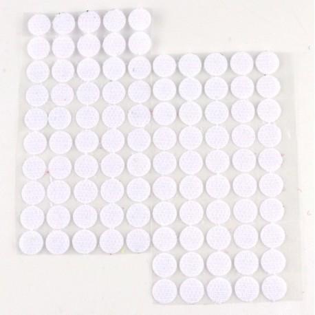 100 Pastilles Scratch auto adhésives
