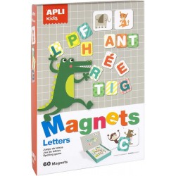 Jeu de Lettres Magnétiques