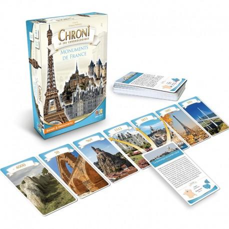Chroni Les monuments de France