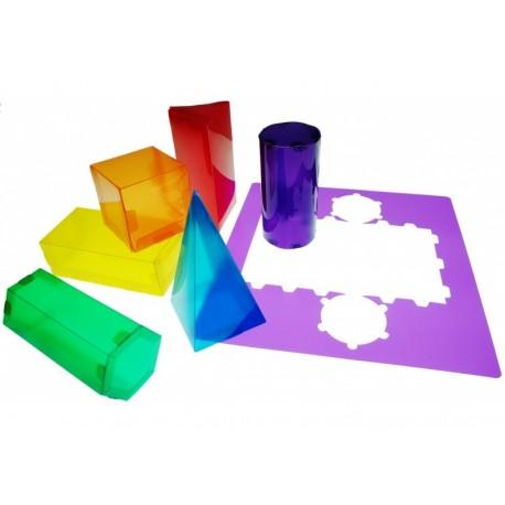 Géos 3D Translucides