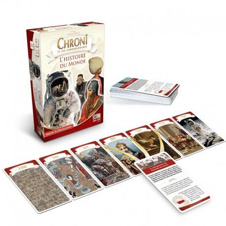 Chroni Cards L'Histoire du Monde