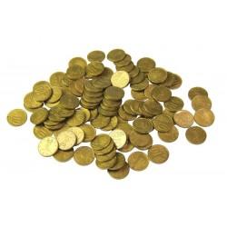 100 pièces de 10 centimes d'euros