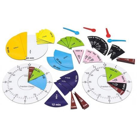 Fractions Horloge Magnétique