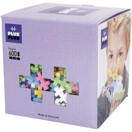 Plusplus Box Mini Pastel 600