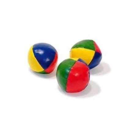 Lot de 3 balles de jonglage