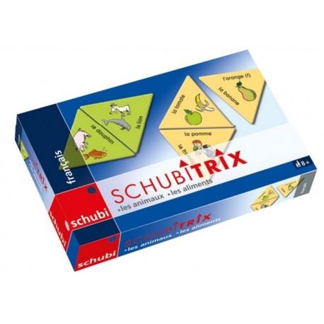 Schubitrix Animaux et Aliments