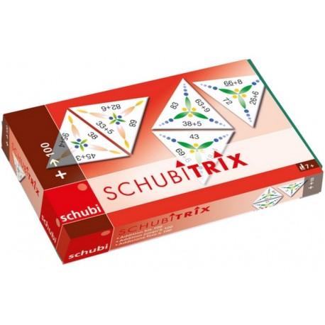 Schubitrix Additions jusquà 100