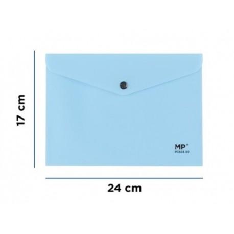 2 enveloppes polypropylène A5