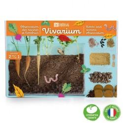Kit Vivarium avec graines