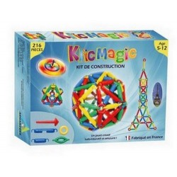 Klic Magic couleur basic 216 pièces